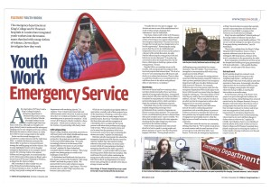 Youth Work Emergency Service