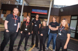 Redthread's youth violence intervention programme receives funding to continue in Nottingham